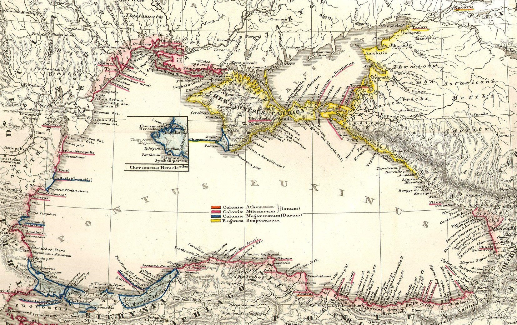 Black Sea as Entangled Historical Space