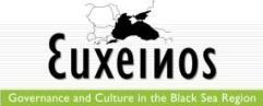 Logo Euxeinos green